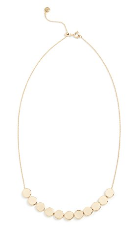 Gorjana Women's Jagger Necklace, Yellow Gold, One Size