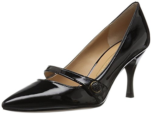 Marc Jacobs Women's Joslyn Pump, Black, 37.5 M EU (7.5 US)