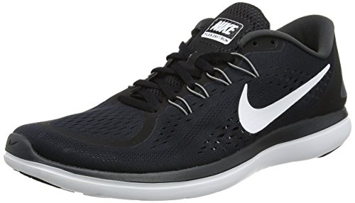 Nike Men's Flex 2017 RN Running Shoes Black/White/Anthracite/Cool Grey 11.5 D(M) US