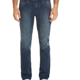 Robert Graham Mens Alameda Denim Tailored Leg, 34