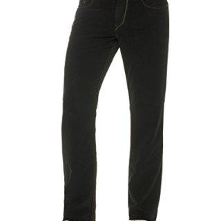 Robert Graham Blue Skin Denim Jeans Black Classic Fit 32x34