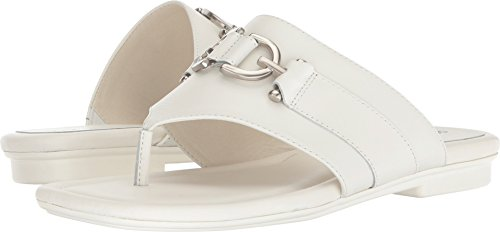 Donald J Pliner Women's Kent Slide Sandal, Bone, 9.5 Medium US