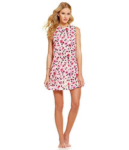 Kate Spade New York Women's Spring 17 Dress Cover-Up Cream Swimsuit Top