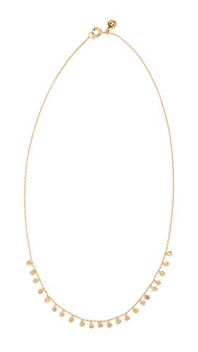 Gorjana Chloe Mini Gold Necklace, 16""