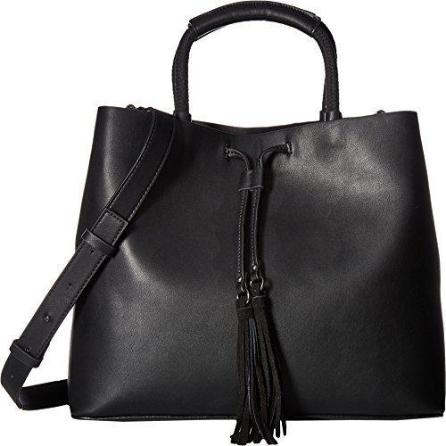French Connection Women's Alana Tote Black Handbag