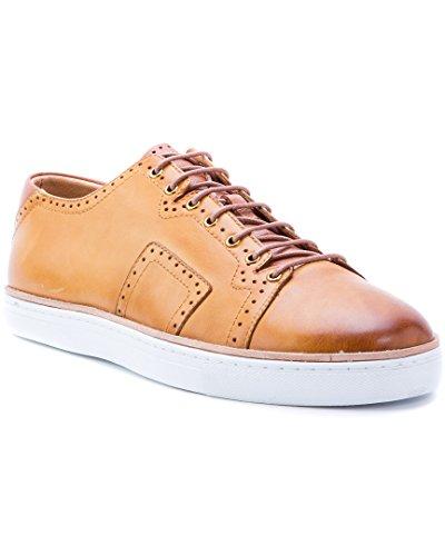 Robert Graham Marti Leather Sneaker, 13
