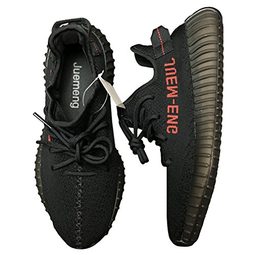 Luxury Limited Design Popular Black Red Shoes Fashion Bred Sneaker Off Brand US12.5 Men
