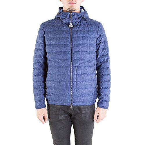 Moncler Blanchard Jacket Mens Blue 2