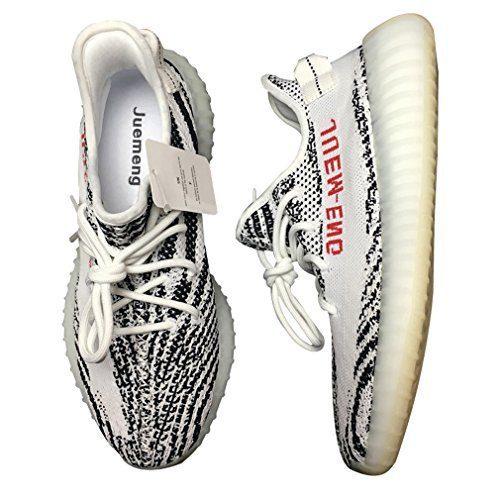 Unique Fashion Luxury Design White Zebra Shoes Comfortable Sport Casual Sneaker Men US10