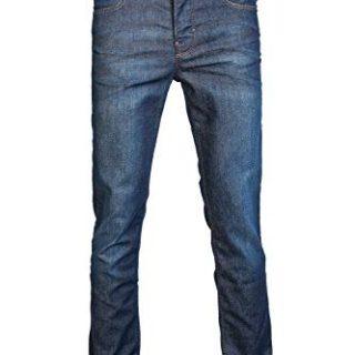 Hugo Boss Mens Slim Jeans Size 34/32 Blue