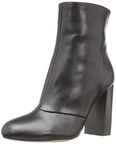 French Connection Women's Capri Ankle Bootie, Black, 39 EU/8.5 M US
