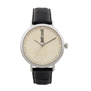 Just Cavalli CFC Men's Cream Watch