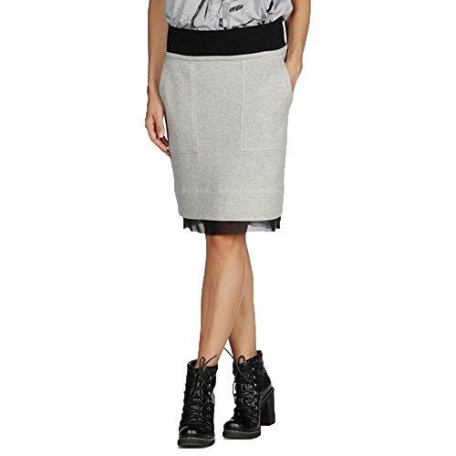 Diesel O-Venus-B Skirts (S, Grey)