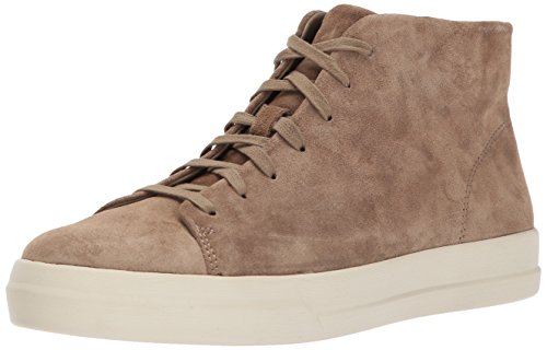 Vince Men's Cullen Sneaker, Flint, 10.5 Medium US