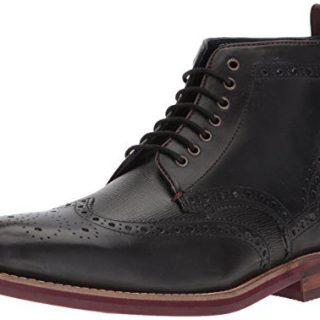 Ted Baker Men's Hjenno Boot, Black, 9 D(M) US