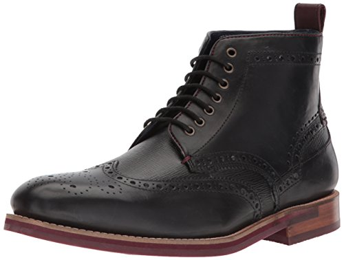 Ted Baker Men's Hjenno Boot, Black, 9 D(M) US