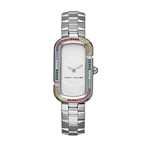 Marc Jacobs Women's 'The Jacobs' Quartz Stainless Steel Casual Watch, Color Silver-Toned