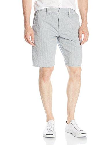 Joe's Jeans Men's Indigo Herringbone Brixton Trouser Short, Rinse, 38