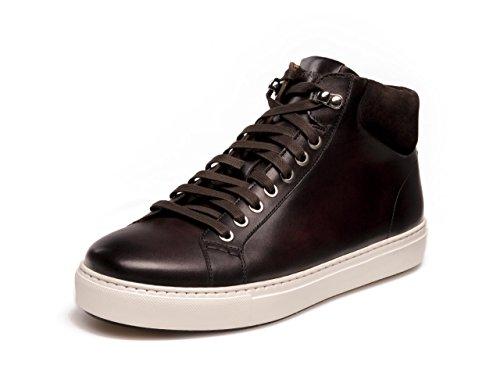 Magnanni Bristol Brown Men's Fashion Sneakers Size 11 US