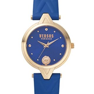 Versus by Versace Women's Watch Leather Strap