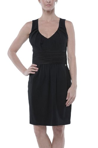 Roberto Cavalli - Fitted Dress Black, 44, Black