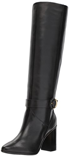 Ted Baker Women's Celsiar Fashion Boot, Black, 6 M US