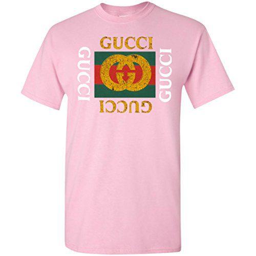 T-shirt with Gucci vintage logo Gucci logo, womens T-Shirt