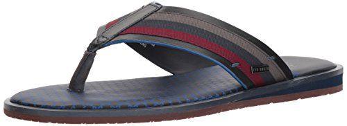 Ted Baker Men's Knowlun Sandal, Dark Blue, 9 D(M) US