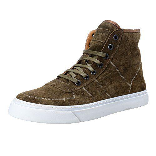 Marc Jacobs Men's Suede Leather Hi Top Fashion Sneakers Shoes US 10 IT 9 EU 43