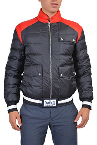 "Moncler ""Gamme Bleu"" Men's Multi-Color Full Zip Down Parka Jacket Moncler 2 US M;"