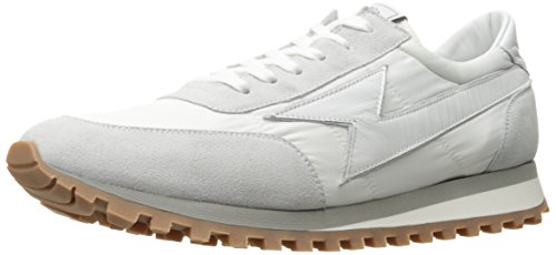 Marc Jacobs Men's Fashion Sneaker, White, 40 EU/6 N US