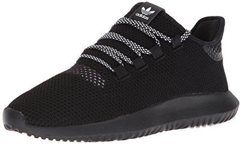 adidas Originals Men's Tubular Shadow CK, Core Black/Core Black/White, 12 M US