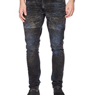PRPS Goods & Co. Men's Windsor Jean, Parade Black, 42