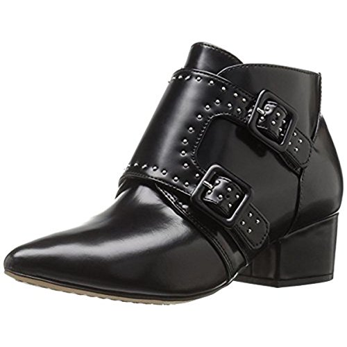 French Connection Women's Roree Ankle Bootie, Black, 36 EU/6 M US