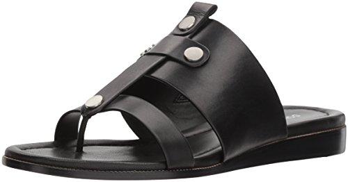 Donald J Pliner Women's Maui Sandal, Black, 10 Medium US