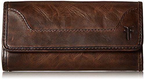 Melissa Continental Snap Wallet, Slate