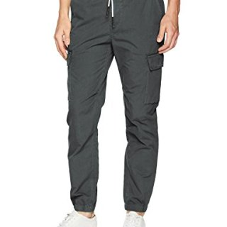 Joe's Jeans Men's Guerrilla Jogger, Forged Iron, L