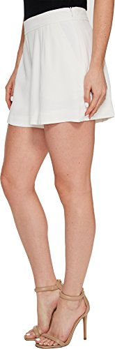 Trina Turk Women's Fairview Shorts White Wash Shorts