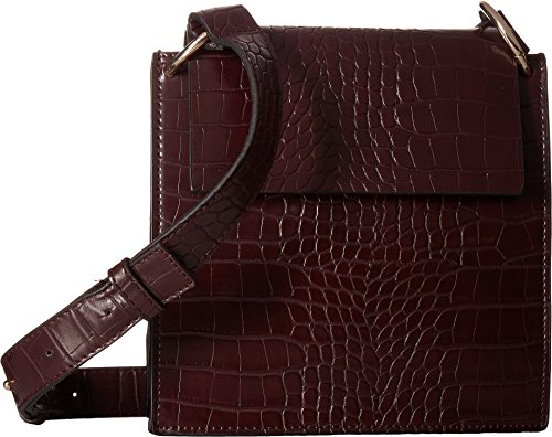 French Connection Women's Alana Crossbody Chocolate Chili One Size