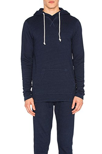 Publish Brand - Men's Palo Pullover Hoodie - Dark Indigo - XL