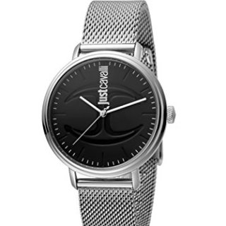 Just Cavalli CFC Men's Black Watch