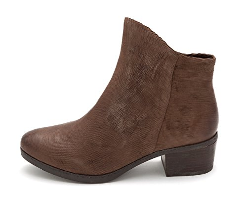 French Connection Womens Truman Almond Toe Ankle Fashion, Bitternut, Size 9.5
