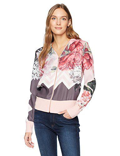 Ted Baker Women's Pakrom Sweater, Dusky Pink, 4