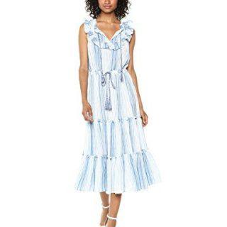 Misa Women's Aleja Dress, Garnet Garnet, Large