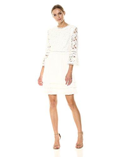 Ted Baker Women's Stefoni Dress, Natural, 4
