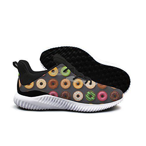 Donut Doughnuts Men Shoes Running Shoe Casual Sneakers