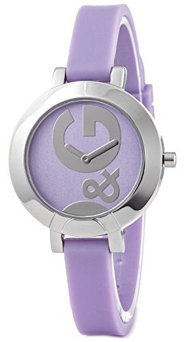 D&G Dolce & Gabbana Women's Hoopla Analog Watch