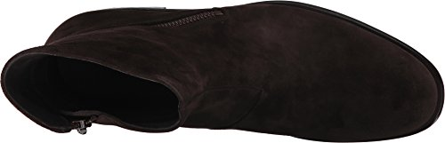 John Varvatos Men's Waverly Zip Boot Espresso 8 D US