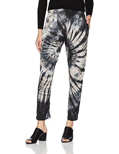 Enza Costa Women's Pleated Easy Pant, North Borealis, L