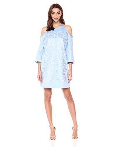 Ted Baker Women's Jettas Dress, Baby Blue, 1